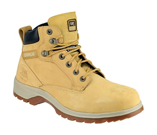f8ae10df859 Ladies Womens Cat Kitson Honey Safety Toe Cap Work Boots Sizes 3 4 5 6 7 8