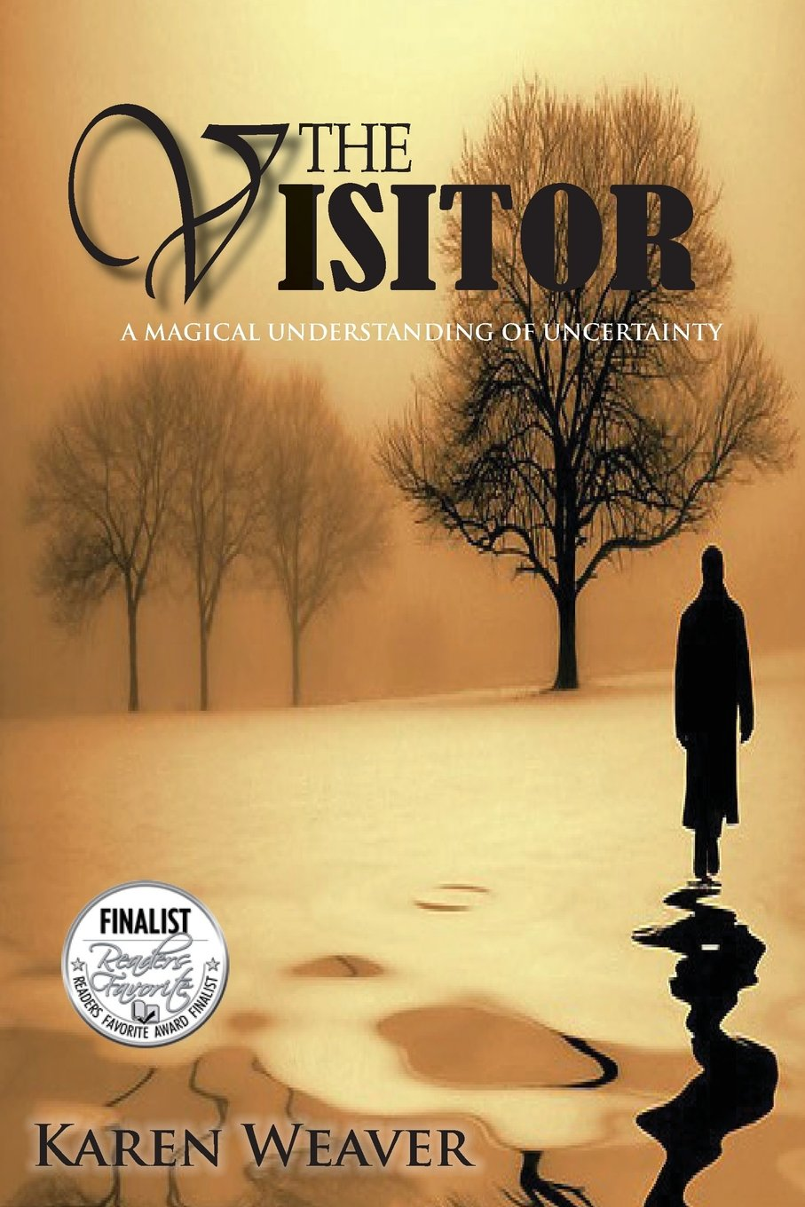 The Visitor: A Magical Understanding of Uncertainty ebook