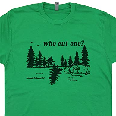 d5afc6f4b S - Who Cut One T Shirts Funny Fart Loading Tee I Just Farted Pun Rude