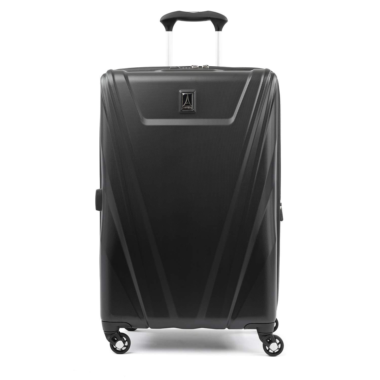 Travelpro Expandable Checked-Medium, Black