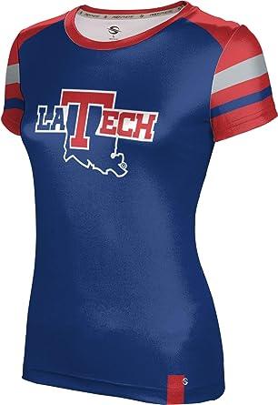 School Spirit Sweatshirt Old School ProSphere Louisiana Tech University Girls Pullover Hoodie