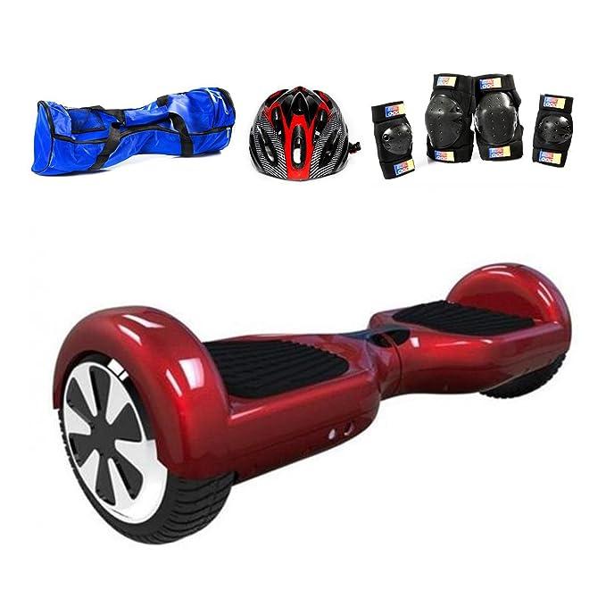 Funda para patinete eléctrico + Protecciones, Kit completo ...