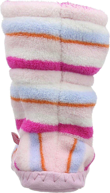 Toddler//Little Kid//Big Kid M Joules Kids Baby Boys Fleece Lined Slippersock Multi Stripe MD 11-13 Little Kid