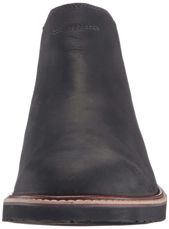 Black, ECCO Mens Ian Chukka Boot