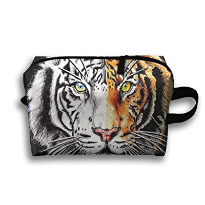 BOBOSELL Be The Exception Makeup Bags Travel Toiletry Bag For Womens And Mens