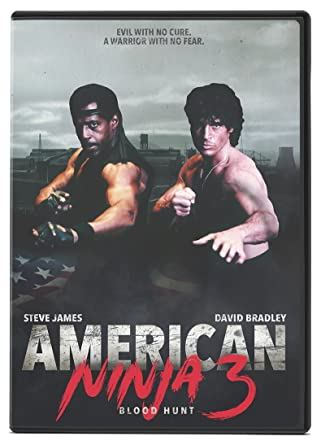 Amazon.com: American Ninja 3: Blood Hunt: David Bradley ...