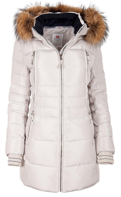 6M98 Damen Winterjacke in Daunen Optik TARORE mit