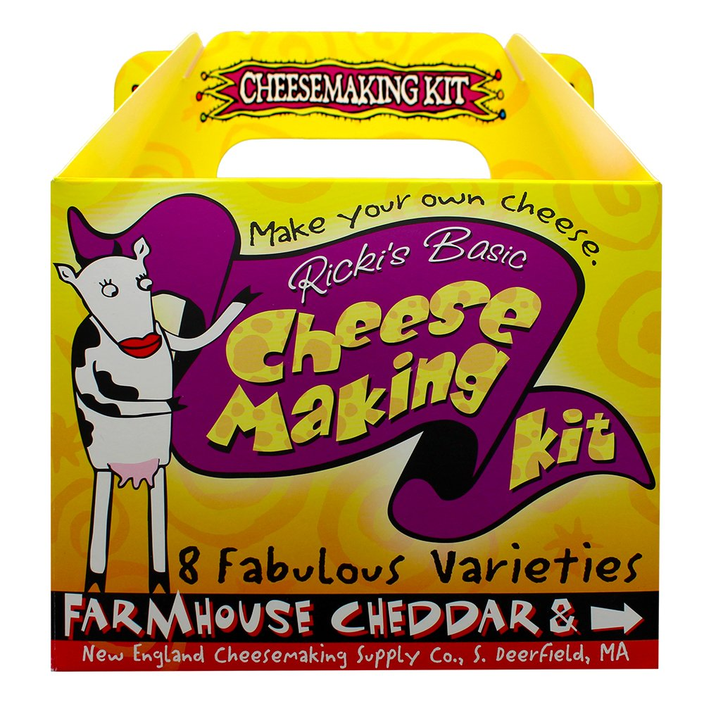 Rickis Basic Cheese Making Kit CECOMINHK08808
