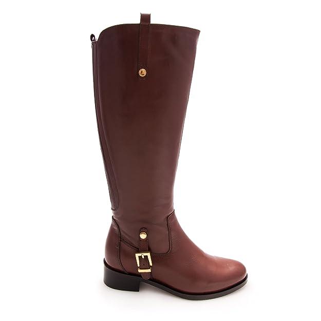 4142ffc4 Zerimar Botas Planas Mujer | Botas de Piel Natural Premium | Botas Mujer  Invierno | Botas Mujer Planas Piel | Botas Piel Mujer Altas: Amazon.es:  Zapatos y ...