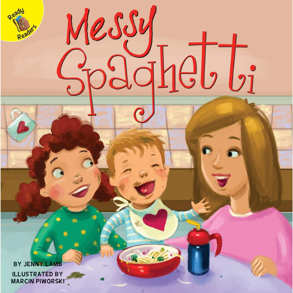 Download Messy Spaghetti (I Help My Friends) ebook