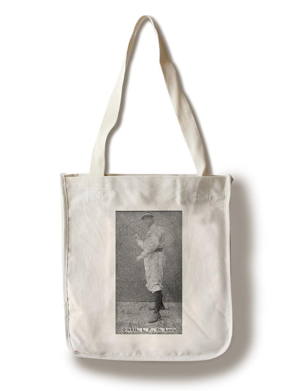 セントルイスBrowns – O ' Neil – 野球カード Canvas Tote Bag LANT-23065-TT B018415JJI  Canvas Tote Bag