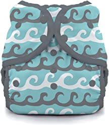 Swim Diaper - Surf's Up Size Two, Size Two (18-40 lbs)