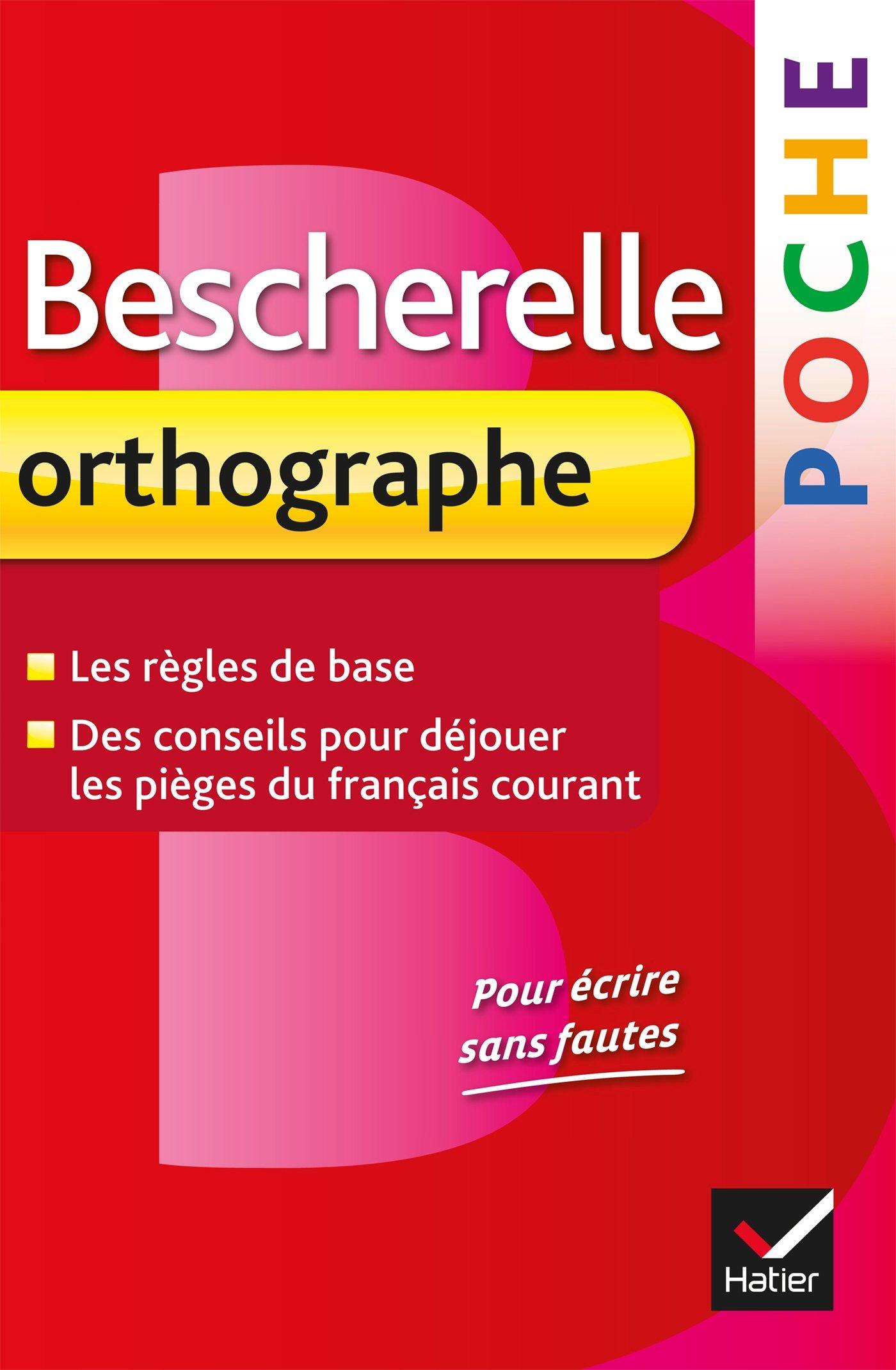 Deux Salles De Bain Orthographe ~ amazon fr bescherelle poche orthographe l essentiel de l