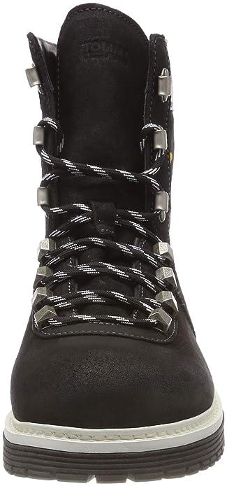 0058e72b0e71e Tommy Jeans Men s Camo Hiking Boot Combat  Amazon.co.uk  Shoes   Bags