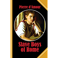 Slave Boys of Rome: Blond boys were always in trouble, my friend had warned me before! (English Edition)