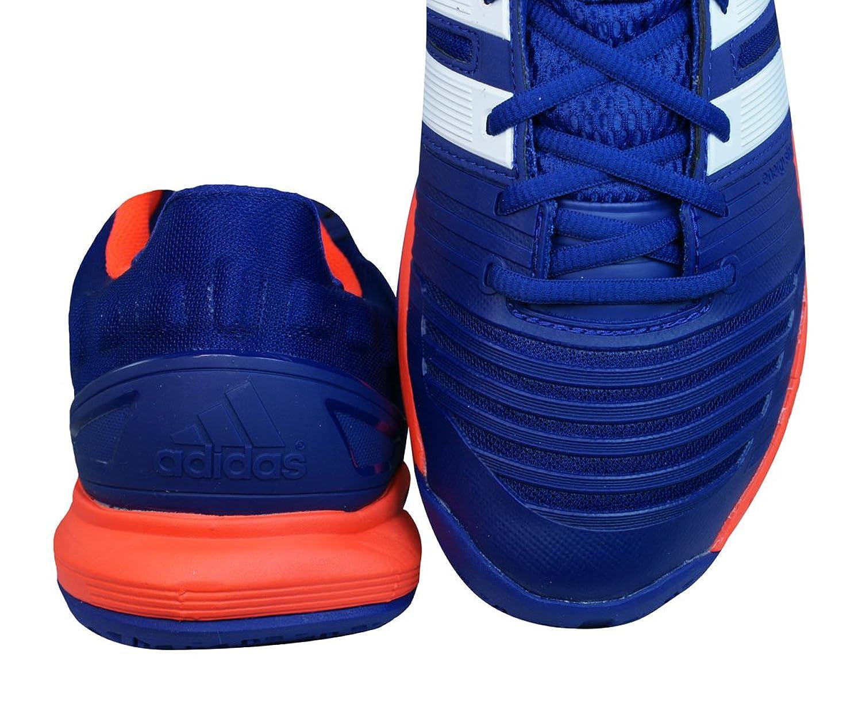 Adidas Men Adipower Stabil 11 Handball Shoes Amazon Uk Sports