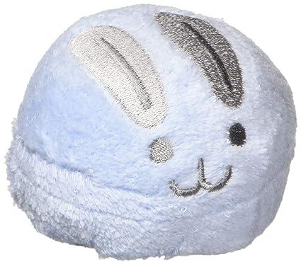 """[azul conejo mochi] toalla PET Origami, 13 """"x 14"""" toalla"""