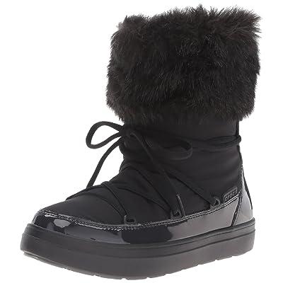 Crocs Women's Lodge Point Lace Snow Boot | Shoes