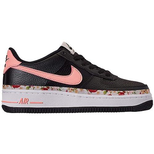 Nike Air Force 1 VF (GS), Zapatos de Baloncesto para Niñas ...