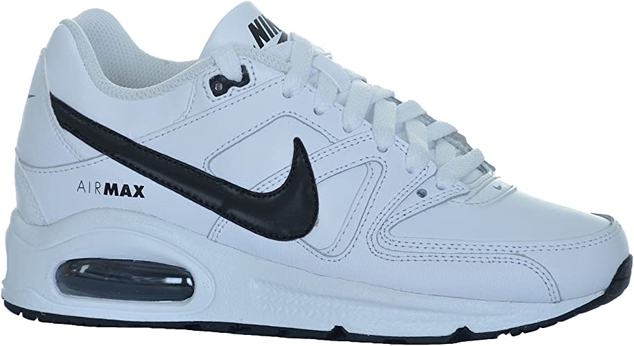 Juramento batalla marea  Nike Air Max Command LTR GS 705246101, Sneaker Trainers - White, 7: Amazon.co.uk:  Shoes & Bags