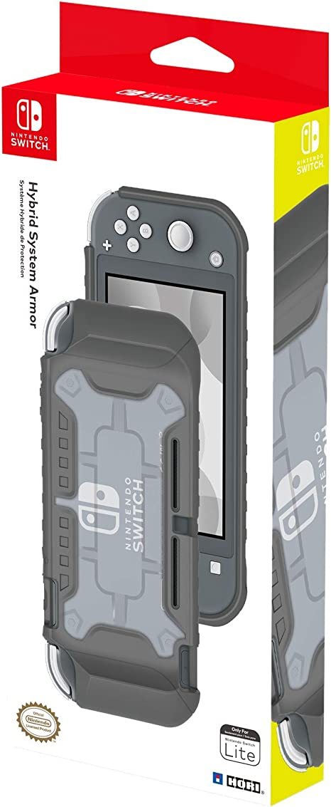 Hori - Carcasa híbrida (Nintendo Switch Lite): Amazon.es: Videojuegos