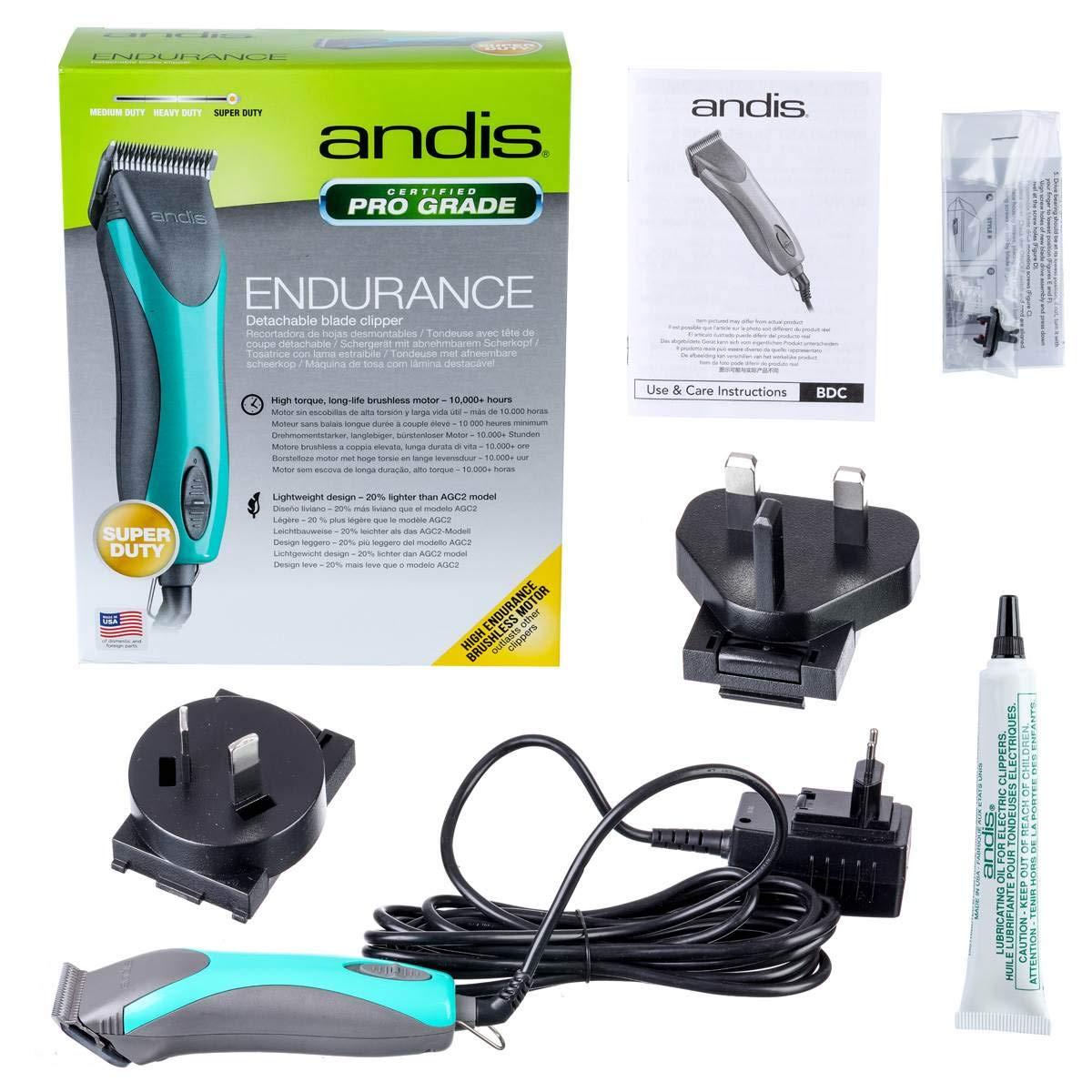 Andis Endura Pro Brushless Motor Clipper