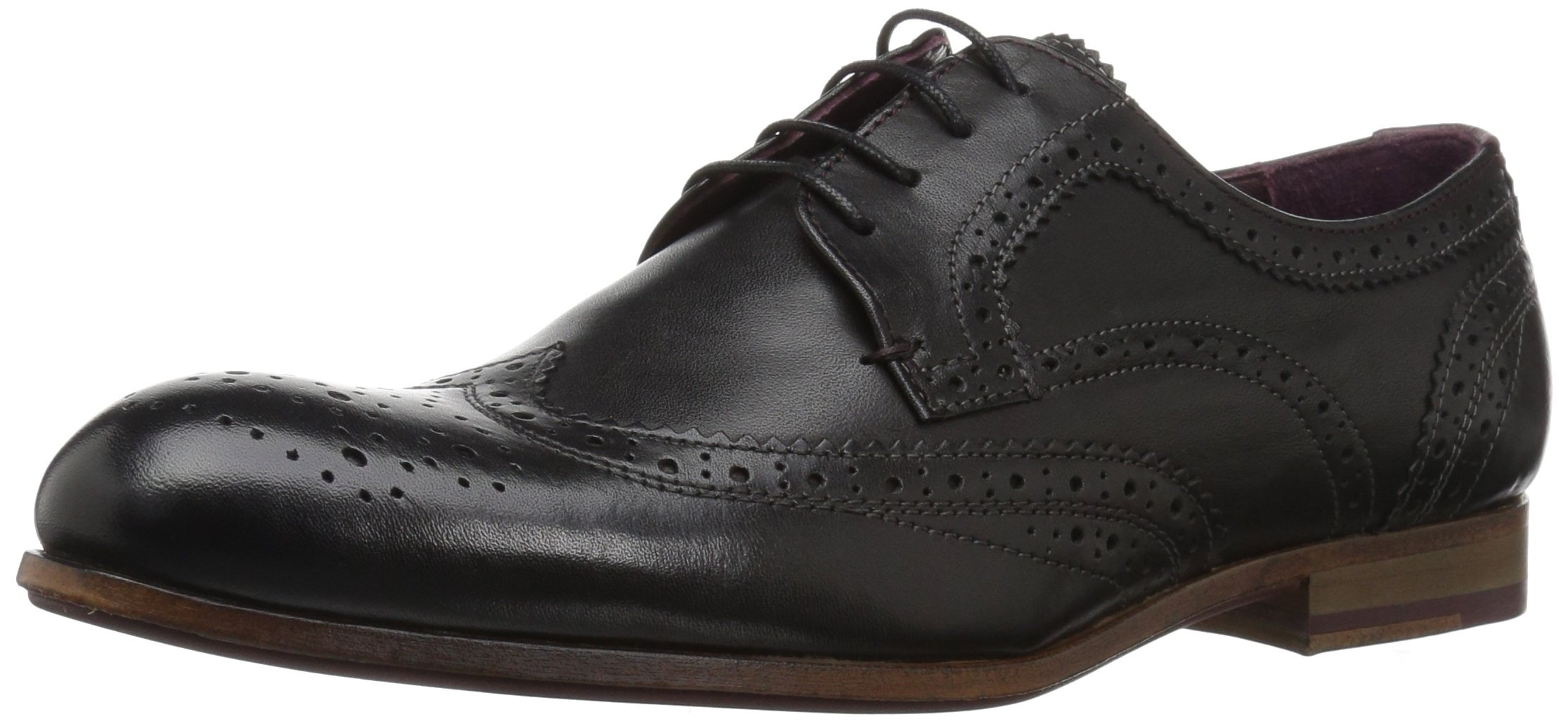 Ted Baker Men's Granet Oxford, Black, 13 D(M) US