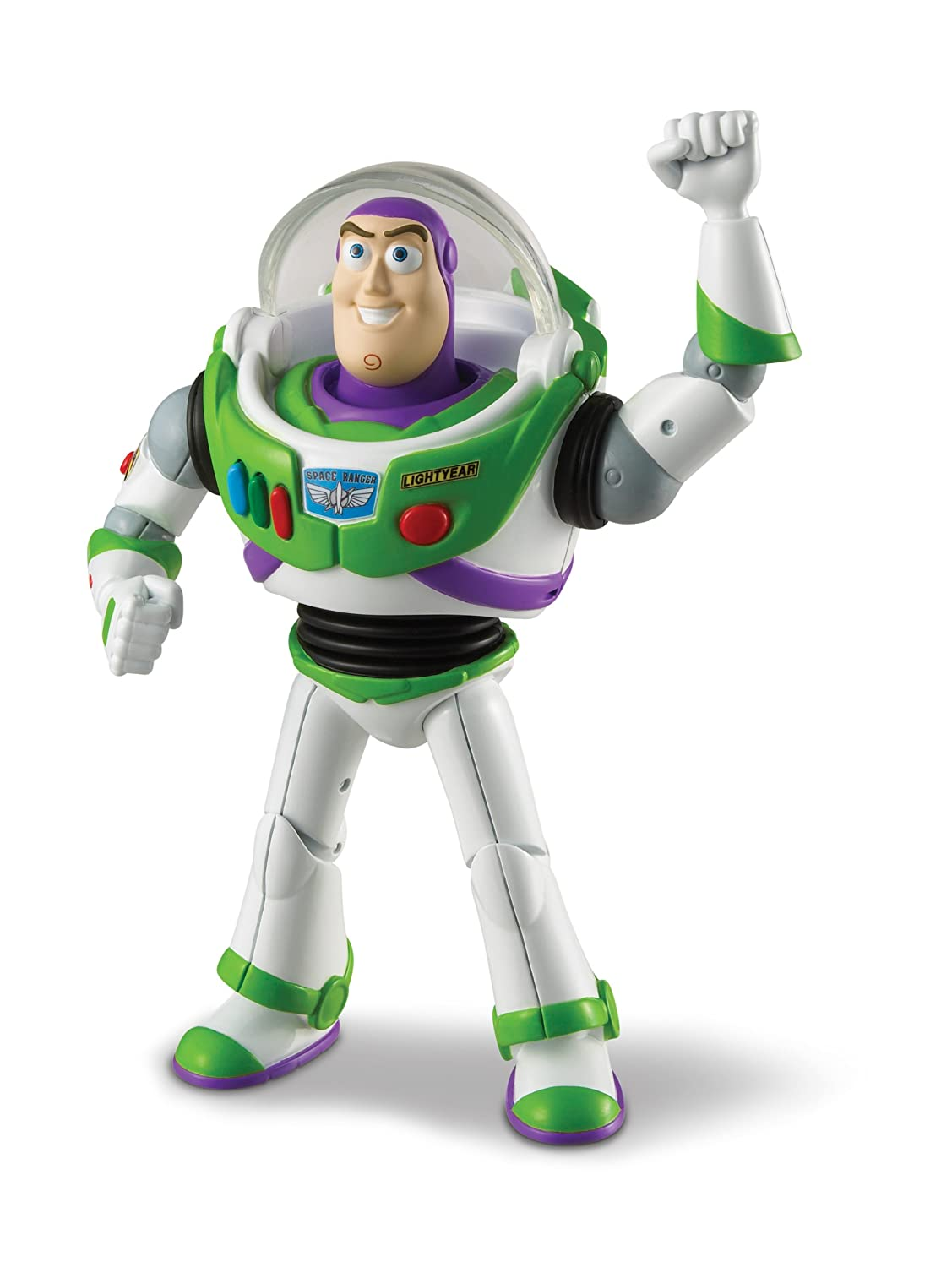 Toy Story 3 Buzz Lightyear Action Figure: Amazon.es ...