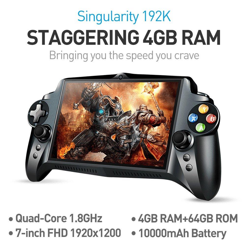 JXD S192K 7 pulgadas 1920X1200 Quad Core 4G + 64GB Nuevo ...