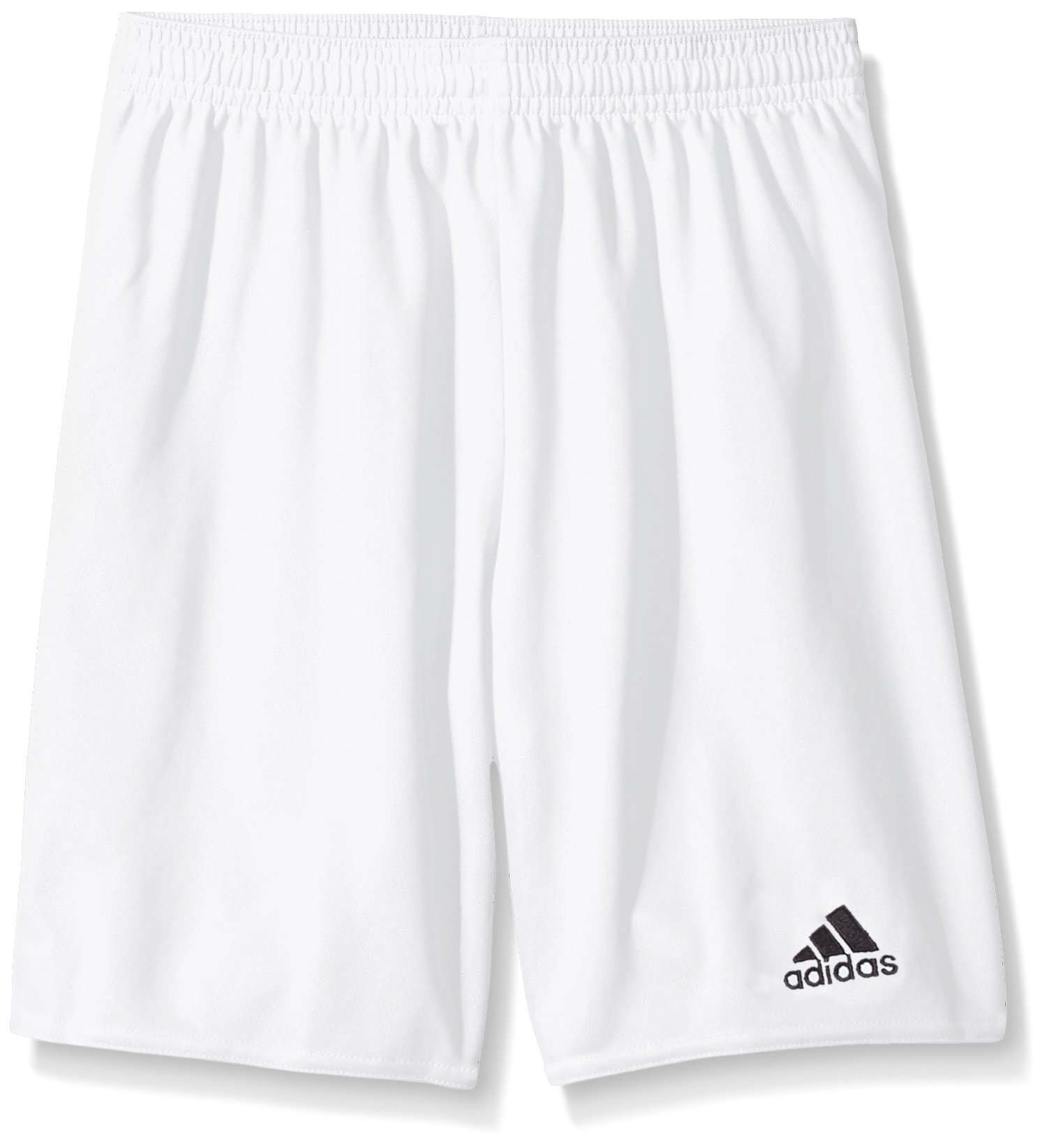 adidas Youth Parma 16 Shorts, White/Black, Large by adidas