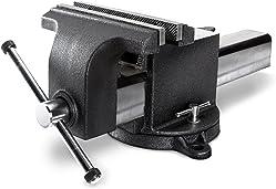 TEKTON 5409 8-Inch Swivel Bench Vise
