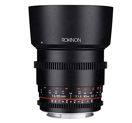 The 8 best rokinon 85mm t 1.5 22 cine lens for canon eos