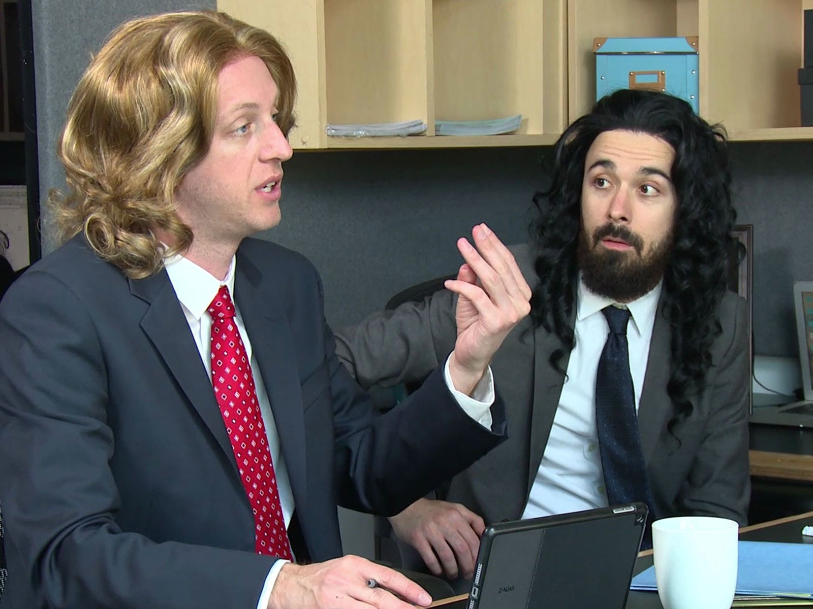 Amazon com: Watch Long Haired Businessmen   Prime Video