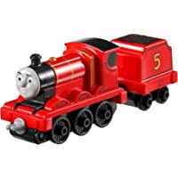 Thomas & Friends DXR61 James , Thomas the Tank Engine Adventures Toy Engine, Diecast Metal toy, Toy Train, 3 Year Old