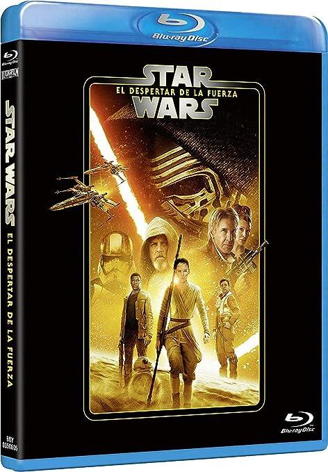 Star Wars: El despertar de la fuerza Edición remasterizada 2 discos película + extras Blu-ray: Amazon.es: Daisy Ridley, John Boyega, Oscar Isaac, J.J Abrams, Daisy Ridley, John Boyega, Kathleen Kennedy, Bryan Burk: