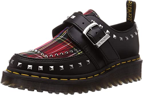 Dr. Martens Unisex Ramsey Monk Creepers