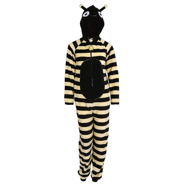 TALLA L. Pijama de una Prenda la Abeja Love to Louge