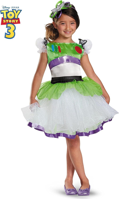 Disfraz Mujer Disfraz Buzz Lightyear Tutu Prestige: Amazon.es ...