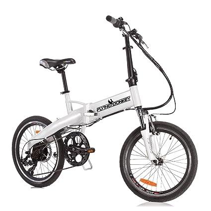 Flying Donkey - Bicilec, bicicleta eléctrica plegable para ciudad con motor eléctrico