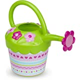 Melissa & Doug 16724 Sunny Patch Pretty Petals Flower Watering Can - Pretend Play Toy,Multicolor