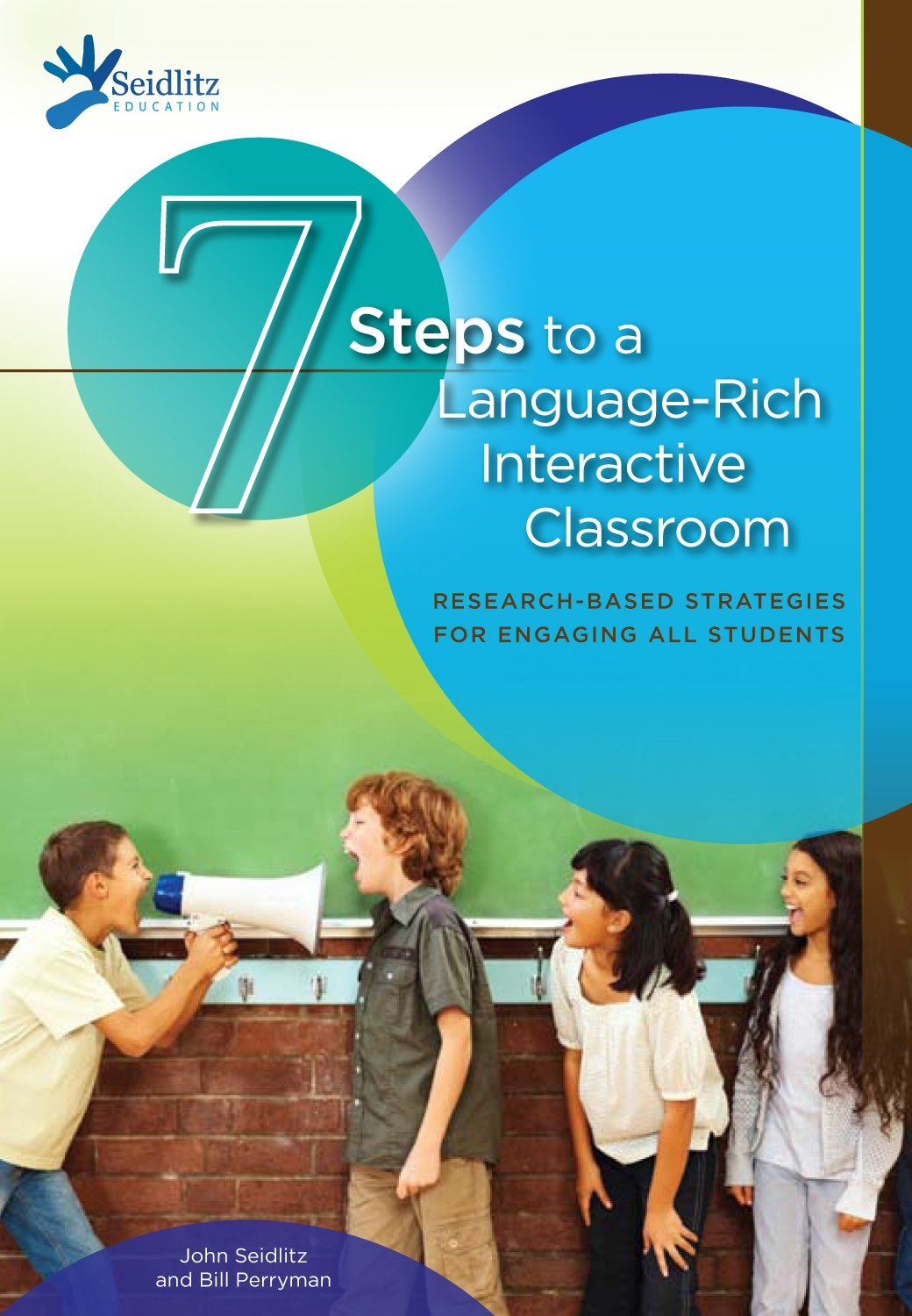 7 Steps Language Rich Interactive Classroom product image
