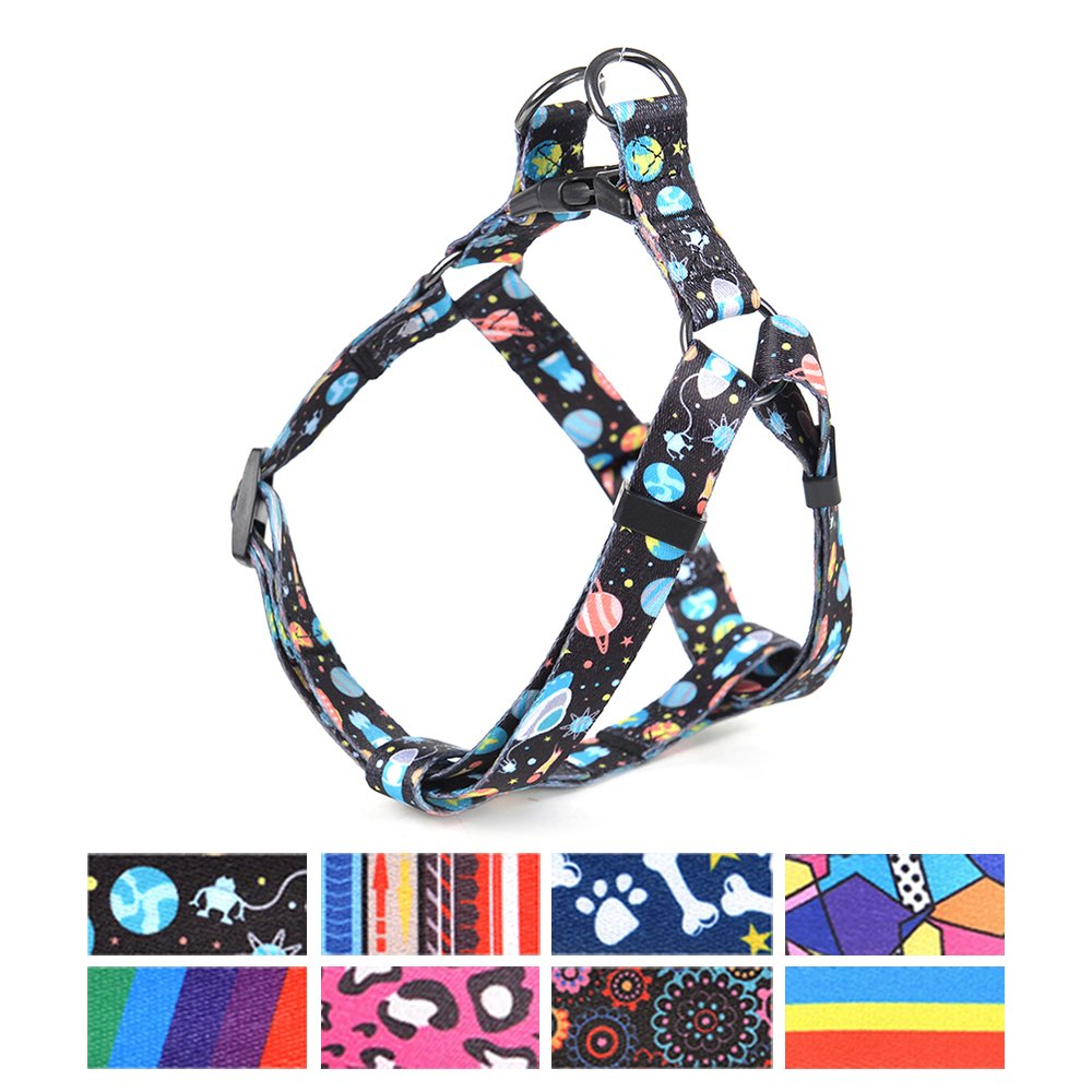 ihoming Pet Soft Durable Harness for Dog Walking Lead Control Fit Small Middle dogs, Matching Collar & Leash Available Separately
