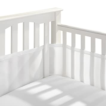 Amazon Com Breathablebaby Classic Breathable Mesh Crib Liner