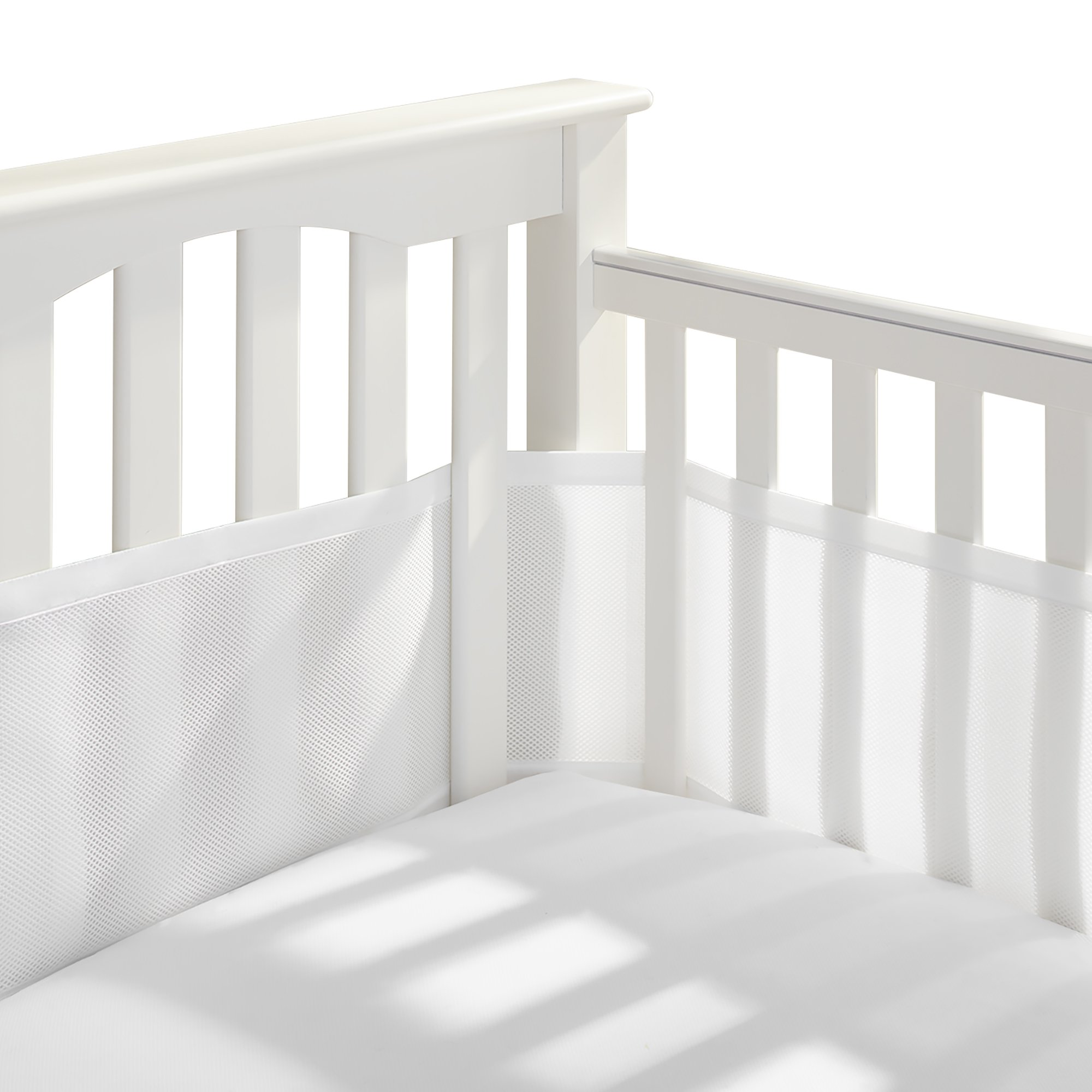 Baby Doll Unique Crib Diaper Stacker, Grey 1230ds