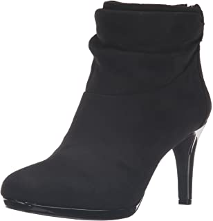 Official Women Bandolino Cambria Black Multi Suede boots cl Jkw OEx