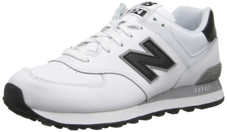   New Balance Men's NB574 Leather Pack Running Shoe   Running