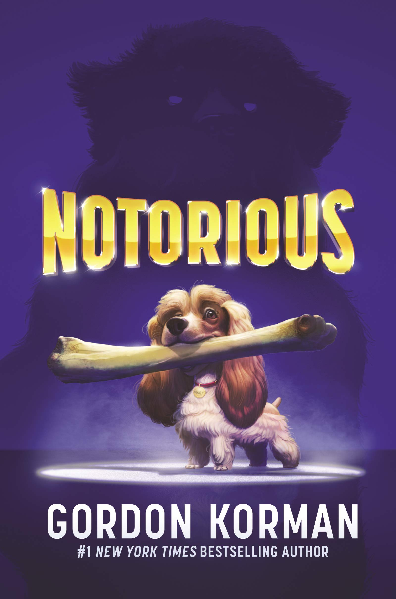 Notorious by Gordon Korman