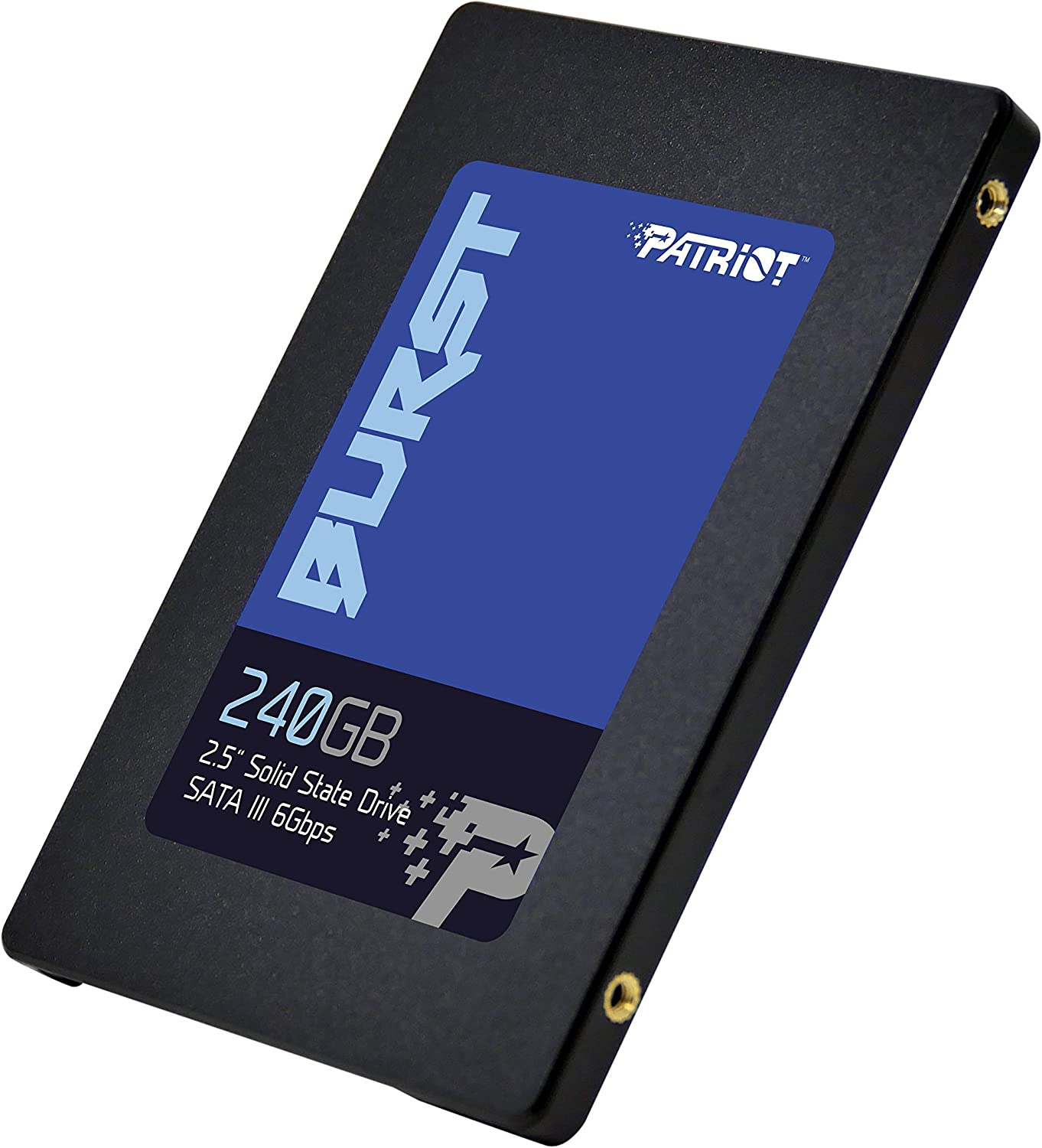 Patriot Memory Burst Disco sólido Interno de 240 GB, SATA III SSD ...