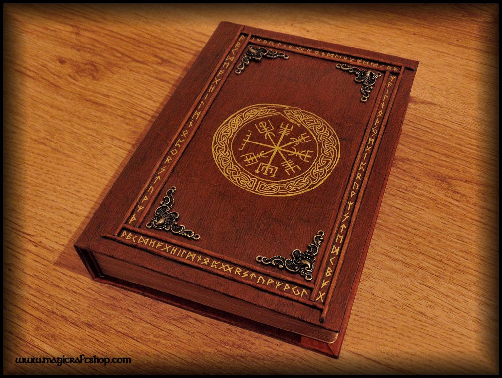Ouroboro book of shadows - empty pages