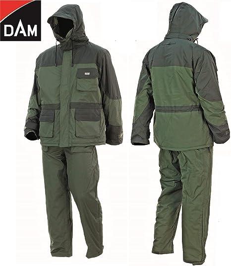 DAM Xtherm Thermo Anzug Outdoor Angelanzug Winter Thermoanzug L